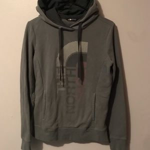 The North Face Hoodie Womens Small Like New